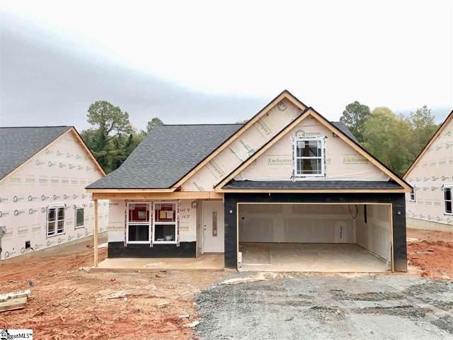 107 Longshore Drive, Belton, SC 29627 (#1405960) :: Hamilton & Co. of Keller Williams Greenville Upstate
