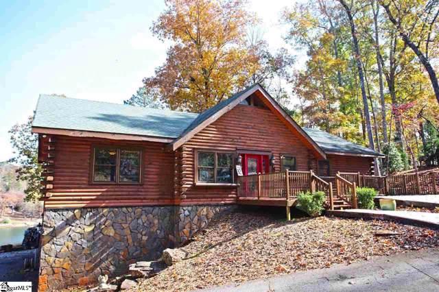 501 High Hammock Drive, Seneca, SC 29672 (#1405968) :: Hamilton & Co. of Keller Williams Greenville Upstate