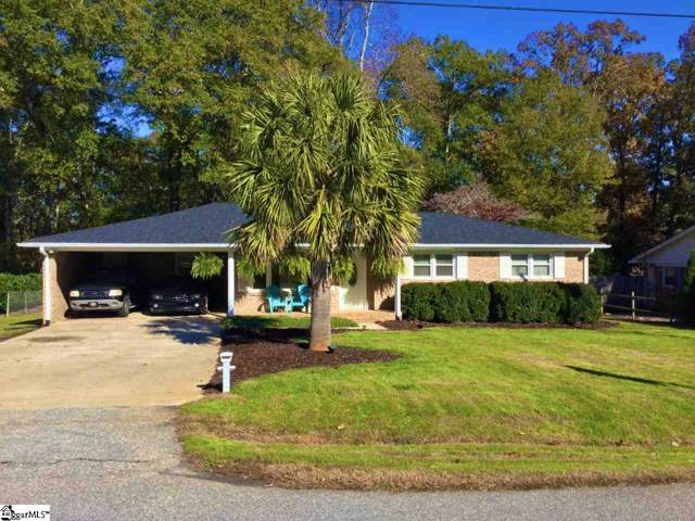 16 Tazewell Drive, Greenville, SC 29617 (#1405978) :: RE/MAX RESULTS