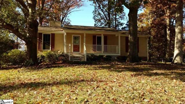 116 Mountain Chase, Taylors, SC 29687 (#1405979) :: Mossy Oak Properties Land and Luxury
