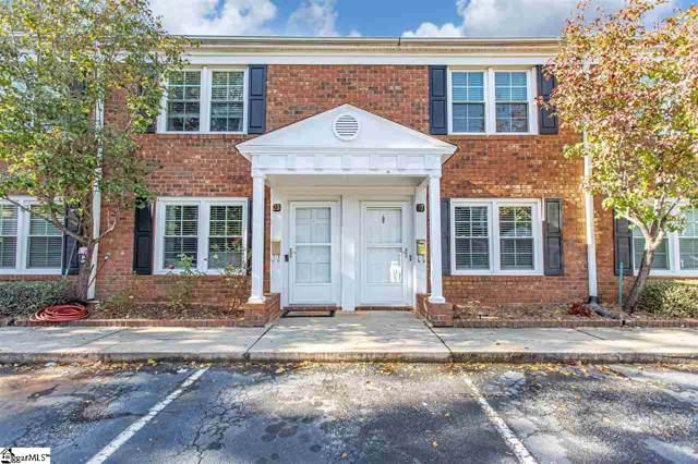 501 Edwards Road Unit 27, Greenville, SC 29615 (#1405982) :: Mossy Oak Properties Land and Luxury