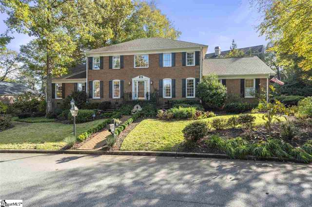 177 Marshall Bridge Drive, Greenville, SC 29605 (#1405995) :: Hamilton & Co. of Keller Williams Greenville Upstate