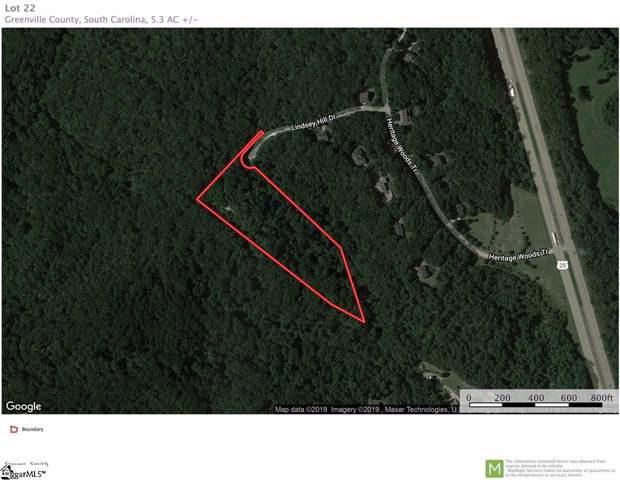 11 Lindsey Hill Trail, Marietta, SC 29661 (#1406102) :: Hamilton & Co. of Keller Williams Greenville Upstate