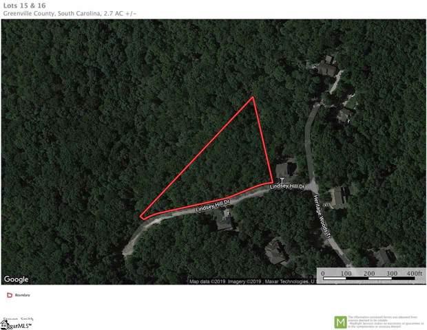 4 Lindsey Hill Trail, Marietta, SC 29661 (#1406109) :: Hamilton & Co. of Keller Williams Greenville Upstate