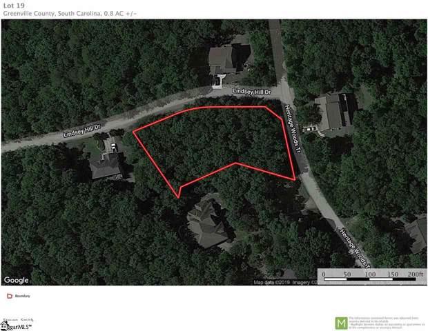 0 Lindsey Hill Trail, Marietta, SC 29661 (#1406111) :: Hamilton & Co. of Keller Williams Greenville Upstate