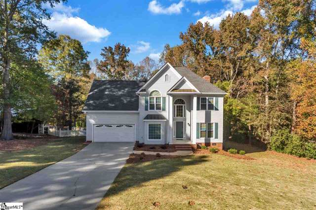 201 Circle Slope Drive, Simpsonville, SC 29681 (#1406119) :: Hamilton & Co. of Keller Williams Greenville Upstate