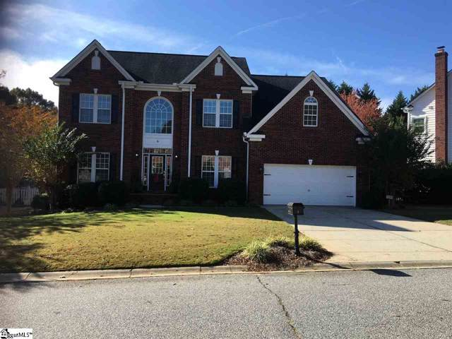 6 Big Oak Court, Simpsonville, SC 29681 (#1406124) :: The Haro Group of Keller Williams