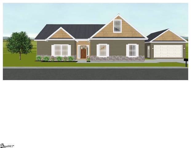 5 Judge Looper Court, Travelers Rest, SC 29690 (#1406143) :: Coldwell Banker Caine