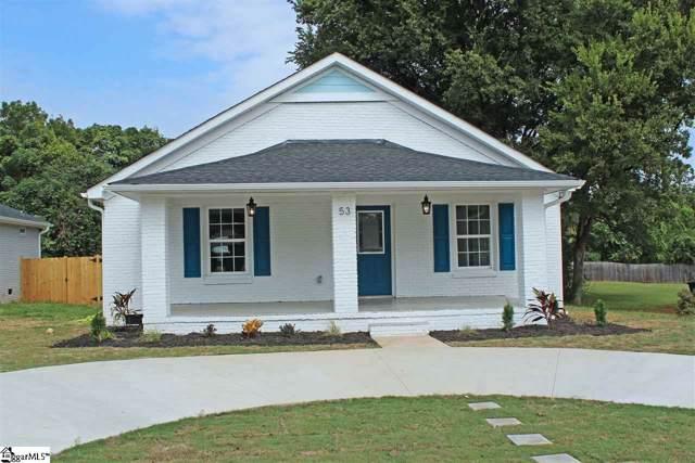 53 Endel Street, Greenville, SC 29611 (#1406153) :: Hamilton & Co. of Keller Williams Greenville Upstate