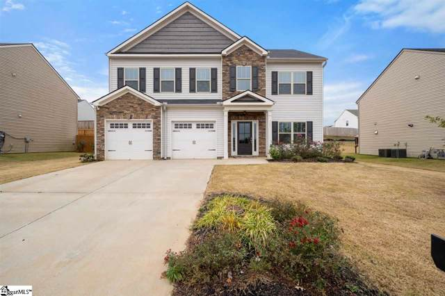 431 Jones Peak Drive, Simpsonville, SC 29681 (#1406179) :: Hamilton & Co. of Keller Williams Greenville Upstate