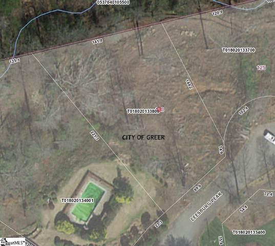 123 Leesburg Peak, Greer, SC 29651 (#1406187) :: Hamilton & Co. of Keller Williams Greenville Upstate