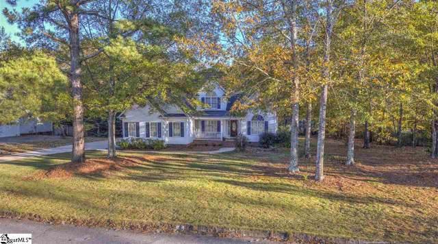6 Lake Vista Court, Taylors, SC 29687 (#1406206) :: Modern