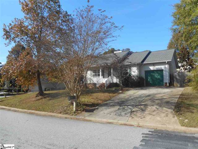 16 Colombard Court, Mauldin, SC 29662 (#1406234) :: Coldwell Banker Caine