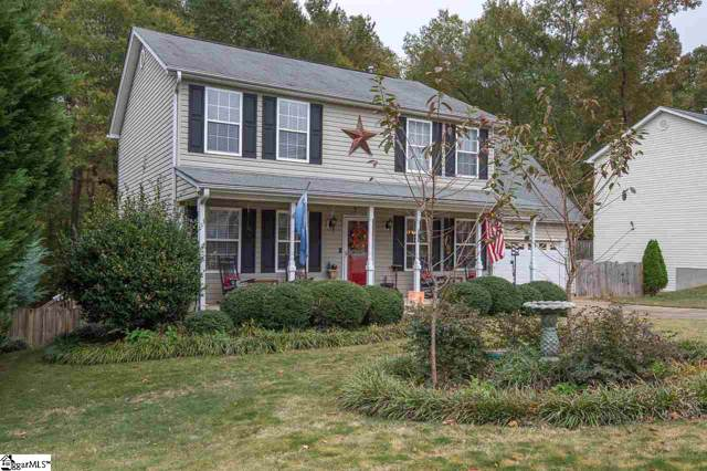 8 Timberjack Street, Simpsonville, SC 29680 (#1406249) :: RE/MAX RESULTS