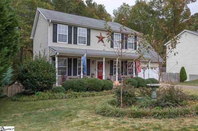 8 Timberjack Street, Simpsonville, SC 29680 (#1406249) :: Hamilton & Co. of Keller Williams Greenville Upstate