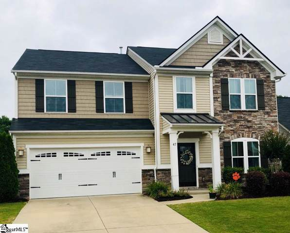 47 Chapel Hill Lane, Simpsonville, SC 29681 (#1406250) :: RE/MAX RESULTS