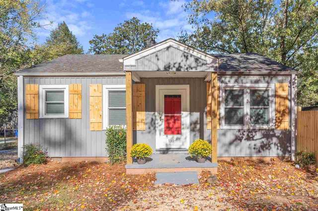 110 Dukeland Drive, Greenville, SC 29617 (#1406257) :: Hamilton & Co. of Keller Williams Greenville Upstate