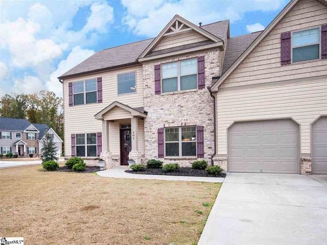 301 Bellona Lane, Simpsonville, SC 29681 (#1406389) :: Hamilton & Co. of Keller Williams Greenville Upstate