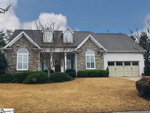 400 Austin Woods Court, Greer, SC 29651 (#1406410) :: Coldwell Banker Caine