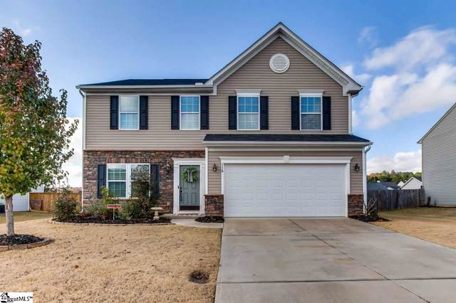 116 Hamilton Court, Easley, SC 29642 (#1406416) :: Coldwell Banker Caine