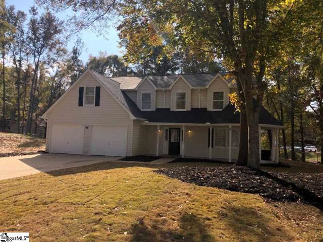 107 Courtneybrook Trail, Mauldin, SC 29662 (#1406431) :: The Robby Brady Team