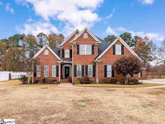 405 Wickham Way, Boiling Springs, SC 29316 (#1406442) :: Hamilton & Co. of Keller Williams Greenville Upstate