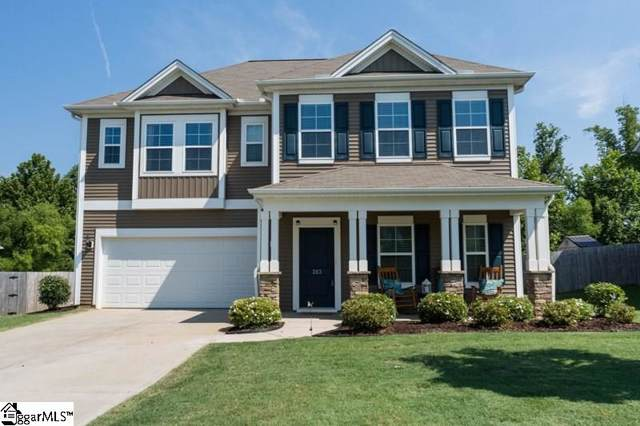 283 Castleton Circle, Boiling Springs, SC 29316 (#1406486) :: J. Michael Manley Team