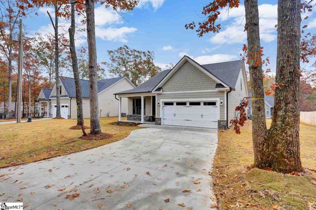 203 Kennedy Lane, Powdersville, SC 29673 (#1406488) :: Dabney & Partners