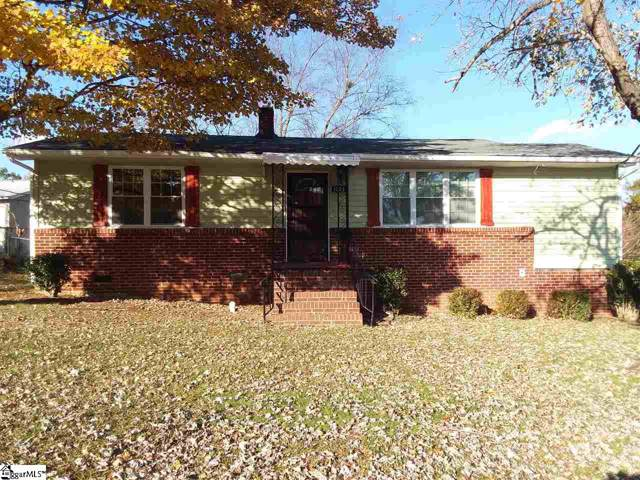 1024 N Franklin Road, Greenville, SC 29617 (#1406513) :: Hamilton & Co. of Keller Williams Greenville Upstate