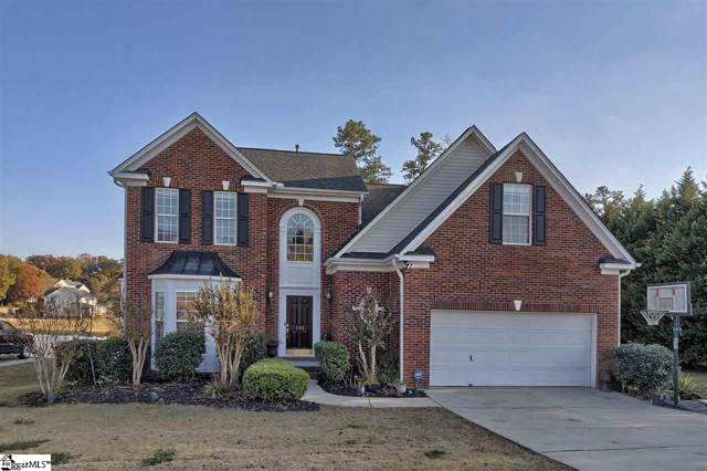 108 Carsons Pond Drive, Simpsonville, SC 29681 (#1406577) :: Modern