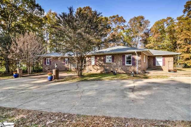 341 S Hammett Road, Greer, SC 29651 (#1406587) :: Hamilton & Co. of Keller Williams Greenville Upstate