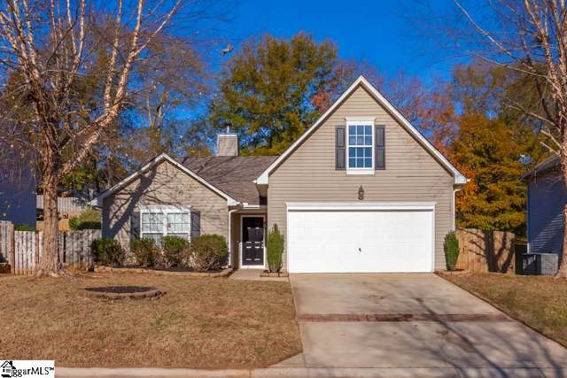 300 Rivereen Way, Simpsonville, SC 29680 (#1406663) :: Hamilton & Co. of Keller Williams Greenville Upstate