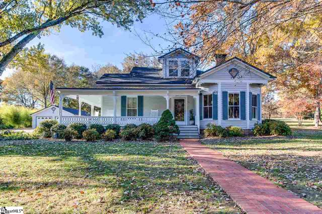 125 Sally Gilreath Road, Travelers Rest, SC 29690 (#1406680) :: J. Michael Manley Team