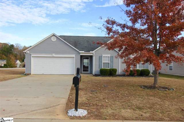 101 Parkgate Court, Simpsonville, SC 29680 (#1406692) :: Hamilton & Co. of Keller Williams Greenville Upstate