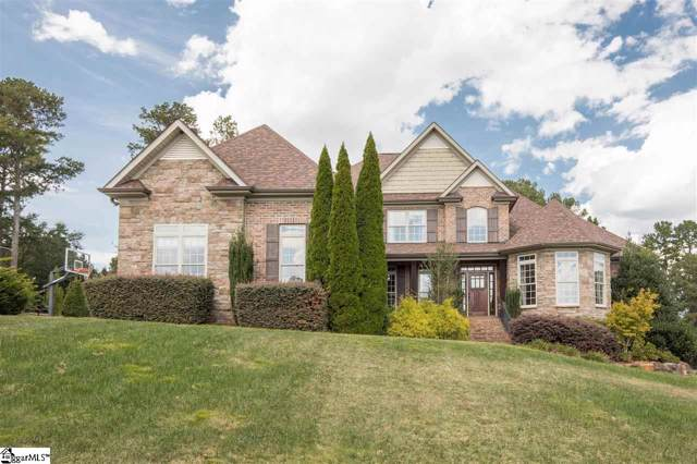 18 Griffith Knoll Way, Greer, SC 29651 (#1406711) :: RE/MAX RESULTS