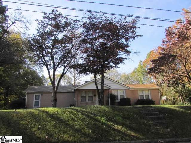 418 Clemson Street, Laurens, SC 29360 (#1406732) :: Hamilton & Co. of Keller Williams Greenville Upstate