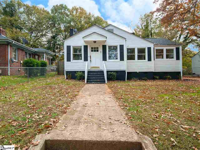 31 Beck Avenue, Greenville, SC 29605 (MLS #1406780) :: Resource Realty Group