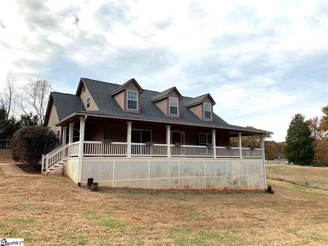 1503 Lakewood Lane, Anderson, SC 29625 (#1406782) :: Parker Group