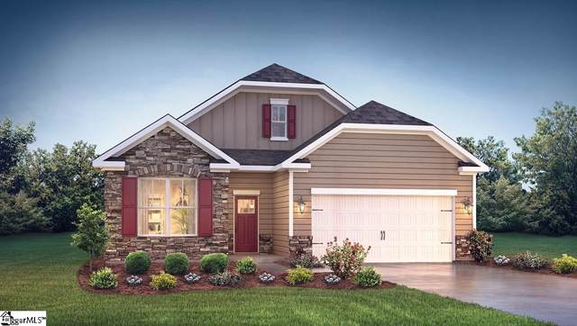106 Yellow Fox Road, Greer, SC 29650 (#1406794) :: Connie Rice and Partners
