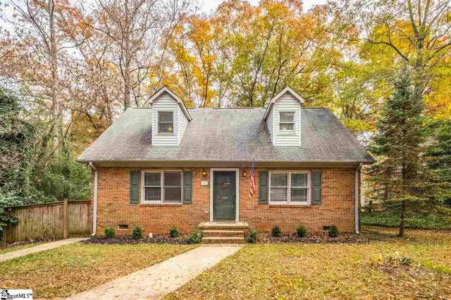 109 Scarlett Street, Greenville, SC 29607 (#1406814) :: Connie Rice and Partners