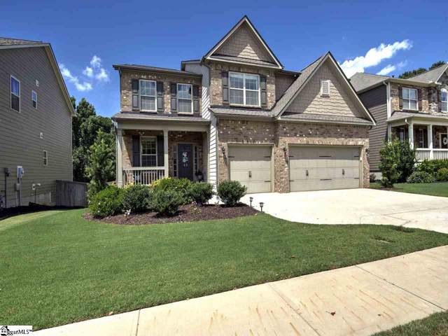 43 Wood Hollow Circle, Greer, SC 29650 (#1406838) :: The Robby Brady Team