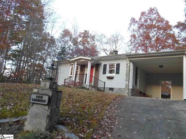 120 Lennox Drive, Landrum, SC 29356 (#1406842) :: Hamilton & Co. of Keller Williams Greenville Upstate