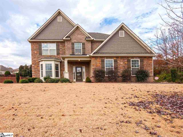 1013 Winmar Drive, Anderson, SC 29621 (#1406843) :: Coldwell Banker Caine