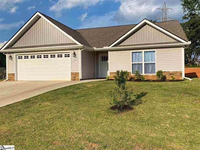 745 Baldwin Orchard Drive, Inman, SC 29349 (#1406869) :: The Toates Team