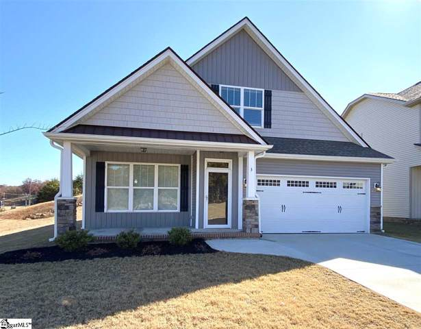 3 Creekland Way Lot 43, Taylors, SC 29687 (#1406870) :: Hamilton & Co. of Keller Williams Greenville Upstate