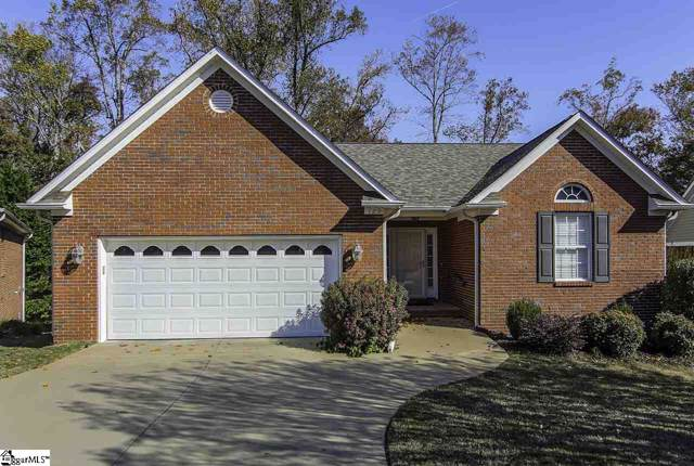 129 Hidden Ridge Drive, Spartanburg, SC 29301 (#1406872) :: Hamilton & Co. of Keller Williams Greenville Upstate