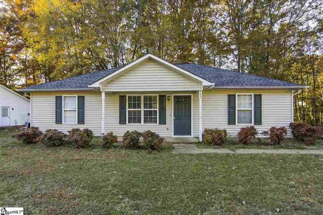 545 Holly Run Court, Spartanburg, SC 29303 (#1406889) :: Connie Rice and Partners