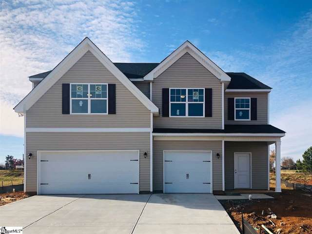 234 Braselton Street Homesite 14, Greer, SC 29651 (#1406953) :: Hamilton & Co. of Keller Williams Greenville Upstate