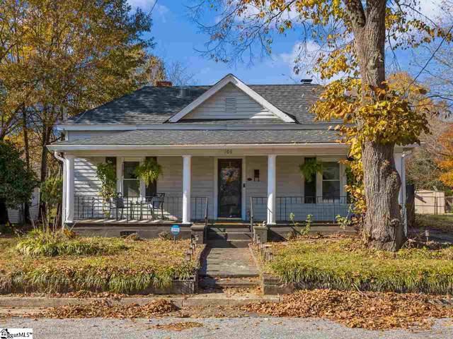 106 Albert Street, Greer, SC 29651 (#1406959) :: Hamilton & Co. of Keller Williams Greenville Upstate