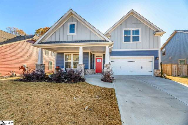 6 Mares Head Place, Taylors, SC 29687 (#1406967) :: Dabney & Partners